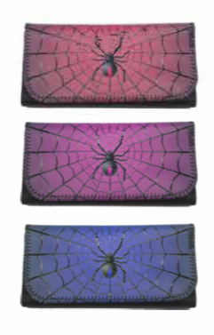 Spider Designs Tobacco Pouch Storage (Holds 25 Grams)
