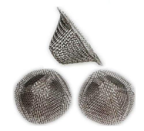 Cone Shape Mesh Filter Screens 10-50 Pack - Best Bongs And More