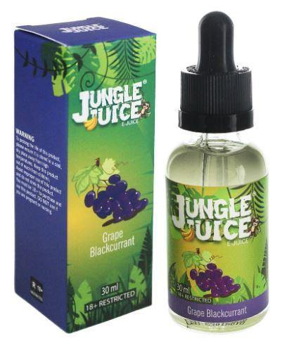 Jungle Juice E-Juices 30mL (Various Flavours) - Best Bongs And More