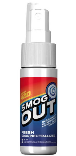 Formula 420 Smog Out Bong Cleaner Instant Spray Bottle - Best Bongs And More