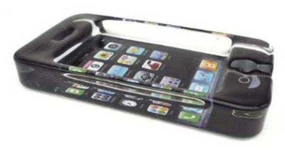 Apple iPhone Glass Ashtray - Best Bongs And More