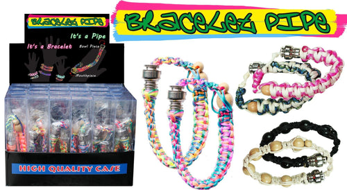 Bracelet Smoking Pipe - Best Bongs And More