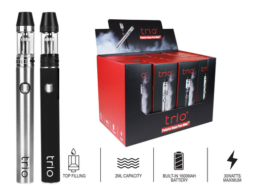 Trio Polaris Vape Pen Full Kit (Choose Colour) - Best Bongs And More