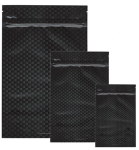 Stealth Carbon Fiber Smell Proof Bags (Various Sizes To Choose) - Best Bongs And More