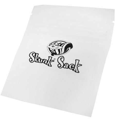 Skunk Sack Clear Smell Proof Bag 10 x 15cm - Best Bongs And More