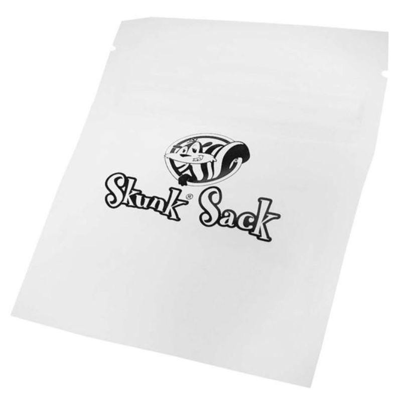 Skunk Sack Clear Smell Proof Bag 10 x 7.6cm - Best Bongs And More