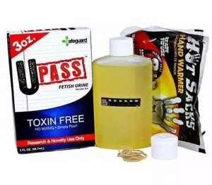 Safeguard Laboratories UPass Synthetic Urine