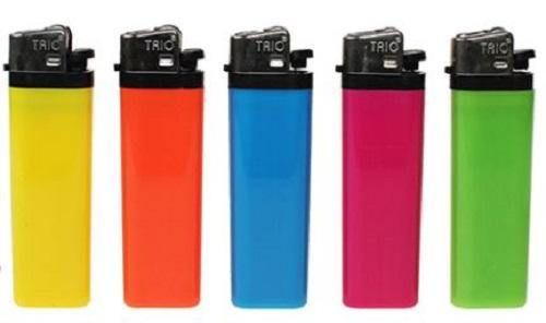 Fluro Coloured Gas Lighters 5-10 Pack - Best Bongs And More