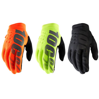 100% Brisker Youth Gloves - Sprockets Cycles