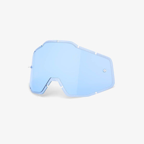 100% Replacement Goggle Lens - Clear Anti-Fog - Sprockets Cycles
