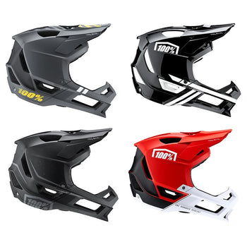 100% Trajecta Helmet - Sprockets Cycles