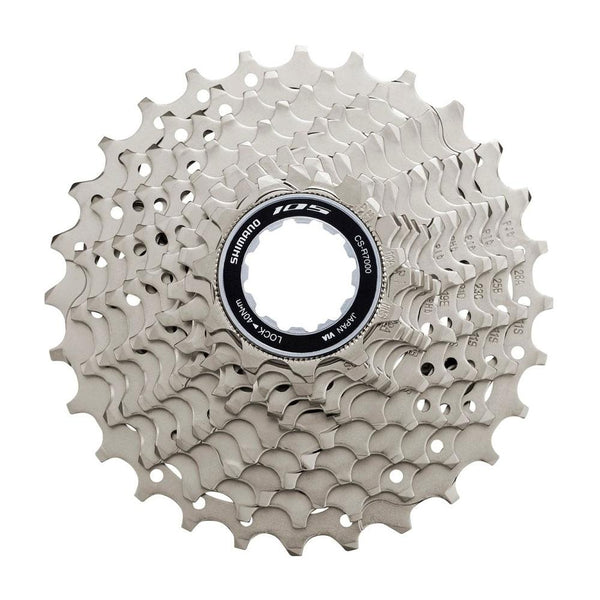 Shimano CS-R7000 105 11-Speed Cassette - Sprockets Cycles