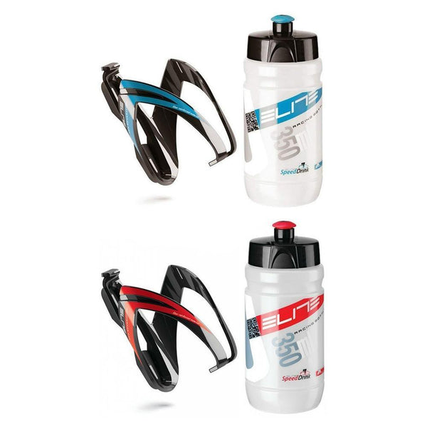 Elite Ceo Youth Bottle Kit 350ml - Sprockets Cycles