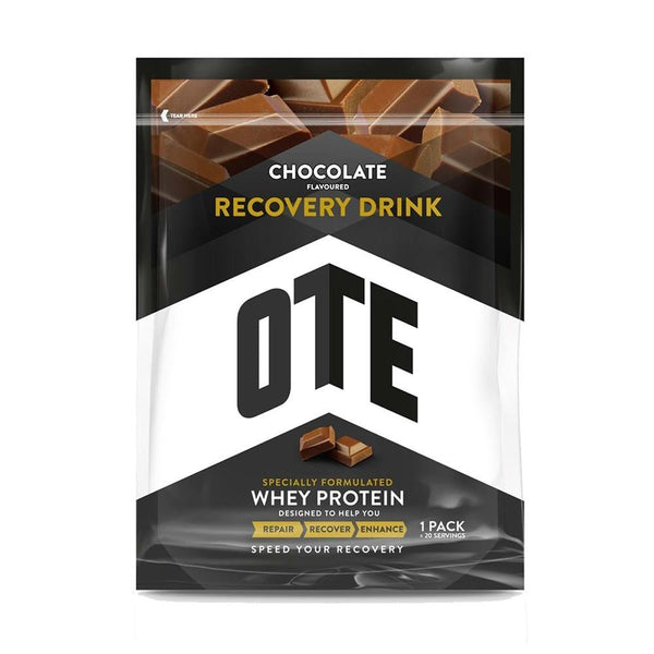 OTE Whey Protein Recovery Drink - 1KG - Sprockets Cycles