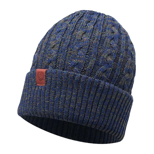 Buff Braidy Knitted Hat - Sprockets Cycles