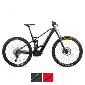 Orbea Wild FS H15 Full Suspension Electric Mountain Bike 2020 - Sprockets Cycles