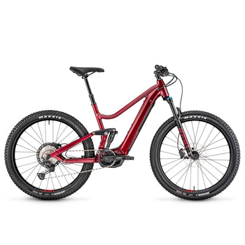 Moustache Samedi 27 Wide 6 Full Suspension Electric Bike 2020 - Ex Display