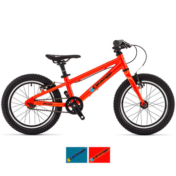 "Orange Pop 16"" Kids Bike 2021"