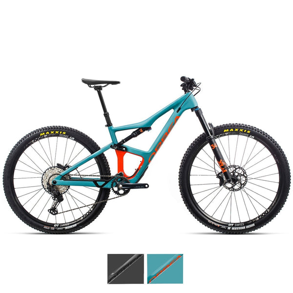 Orbea Occam M30 Full Suspension Mountain Bike 2020 - Sprockets Cycles