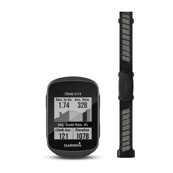 Garmin Edge 130 Plus GPS - HRM Bundle - Sprockets Cycles