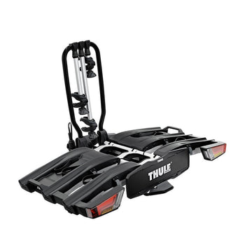 Thule 934 EasyFold XT 3-Bike Towball Carrier - Sprockets Cycles