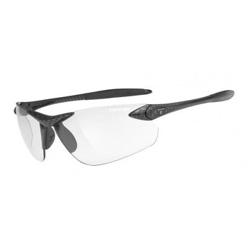 Tifosi Seek FC Sunglasses with Light Night Fototec Lens - Carbon