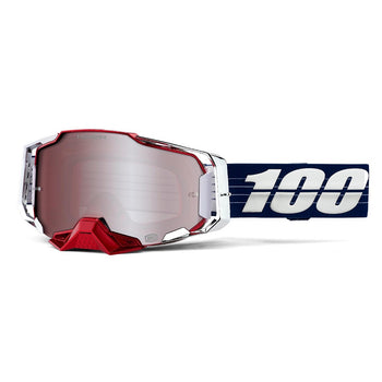 100% Armega Limited Edition Loic Bruni Goggles - Sprockets Cycles
