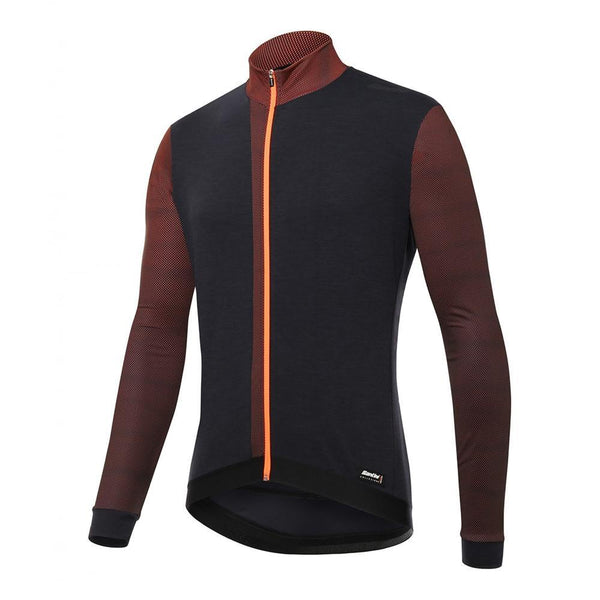 Santini Origine Long Sleeve Jersey - Sprockets Cycles