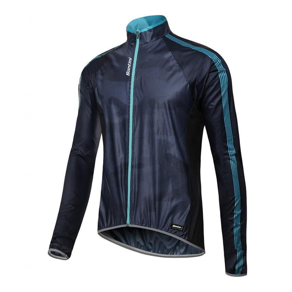 Santini Fine Windbreaker - Sprockets Cycles
