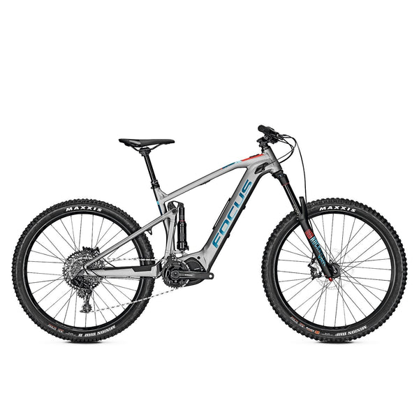 Focus Sam2 6.7 Full Suspension Electric Mountain Bike 2019 - Sprockets Cycles