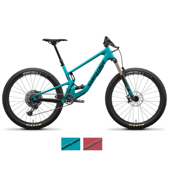 Santa Cruz 5010 R Carbon C Full Suspension Mountain Bike 2020 - Sprockets Cycles