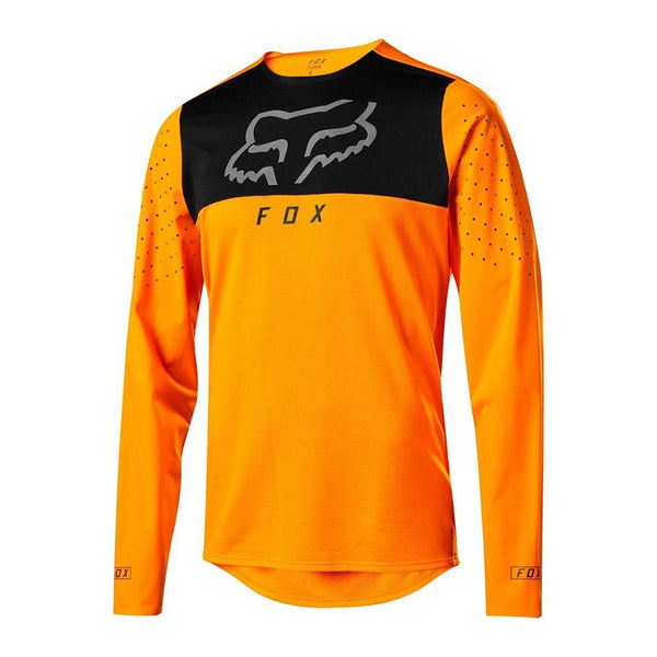 Fox Clothing Flexair Delta Long Sleeve Jersey - Sprockets Cycles