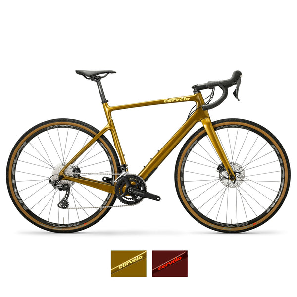Cervelo Aspero GRX Disc Gravel Road Bike 2020 - Sprockets Cycles