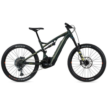 Whyte E-160 RS V1 Electric Mountain Bike 2020 - Sprockets Cycles