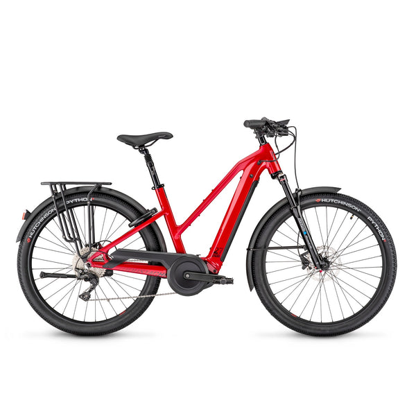 Moustache Samedi Xroad 7 Open Electric Hybrid Bike 2020 - Sprockets Cycles