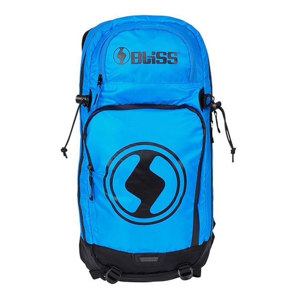 Bliss Vertical LD BackPack with Back Protector 12L - Sprockets Cycles