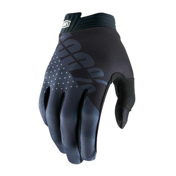 100% iTrack Youth Gloves - Sprockets Cycles