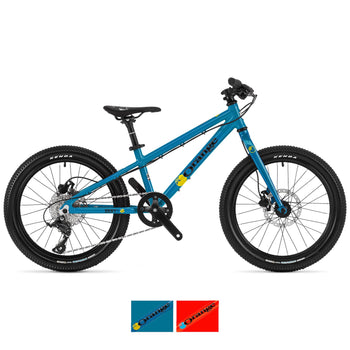 "Orange Zest Rigid 20"" Kids Bike 2021"