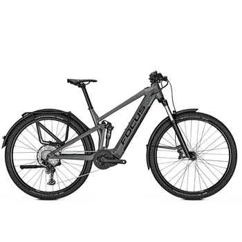 Focus Thron2 6.8 EQP Full Suspension Electric Mountain Bike 2021