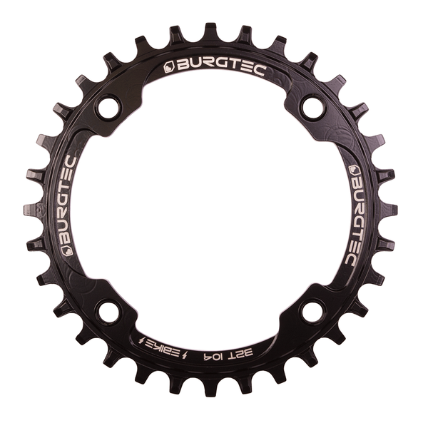 Burgtec E-Bike Steel Thick Thin Chainring - Sprockets Cycles