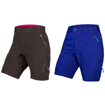 Endura Women's Hummvee Short II with Liner - Sprockets Cycles