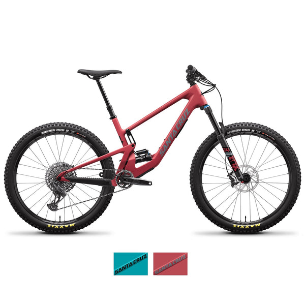 Santa Cruz 5010 S Carbon C Full Suspension Mountain Bike 2020 - Sprockets Cycles