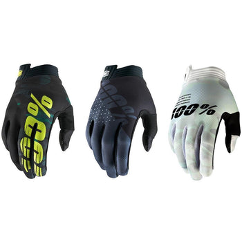 100% iTrack Gloves - Sprockets Cycles