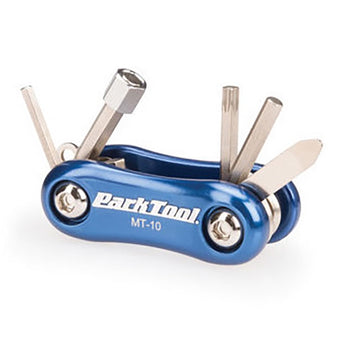 Park Tool MT-10 Mini Fold Up Multi Tool - Sprockets Cycles