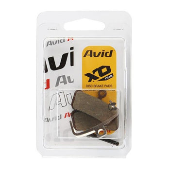 Avid Guide / Trail Organic Brake Pads - Sprockets Cycles