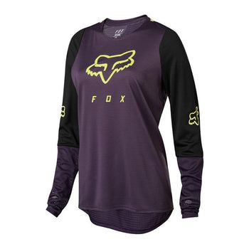Fox Clothing Women's Defend LS Jersey - Sprockets Cycles