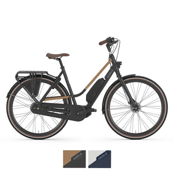 Gazelle CityGo C7 HMS Electric Hybrid Bike 2021