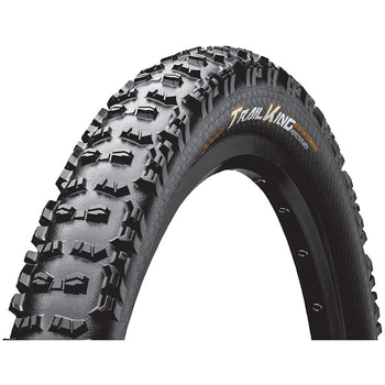 "Continental Trail King ProTectionApex 26x2.2"" Folding Tyre - TR / Black Chili"