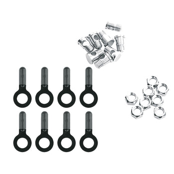 SKS Nuts / Bolts for Chromo / Bluemels / Longboard