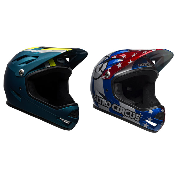 Bell Sanction MTB Full Face Youth Helmet - Sprockets Cycles